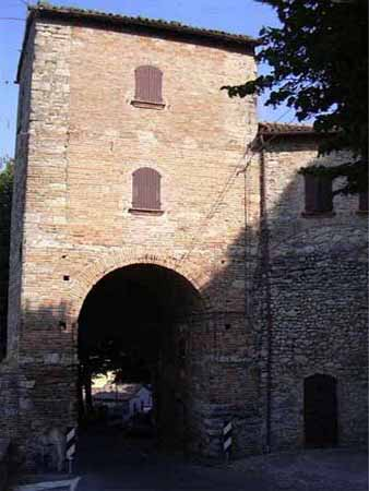 Bertinoro <br /> Porta Malatesta