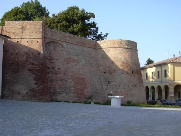 Montiano <br /> Rocca