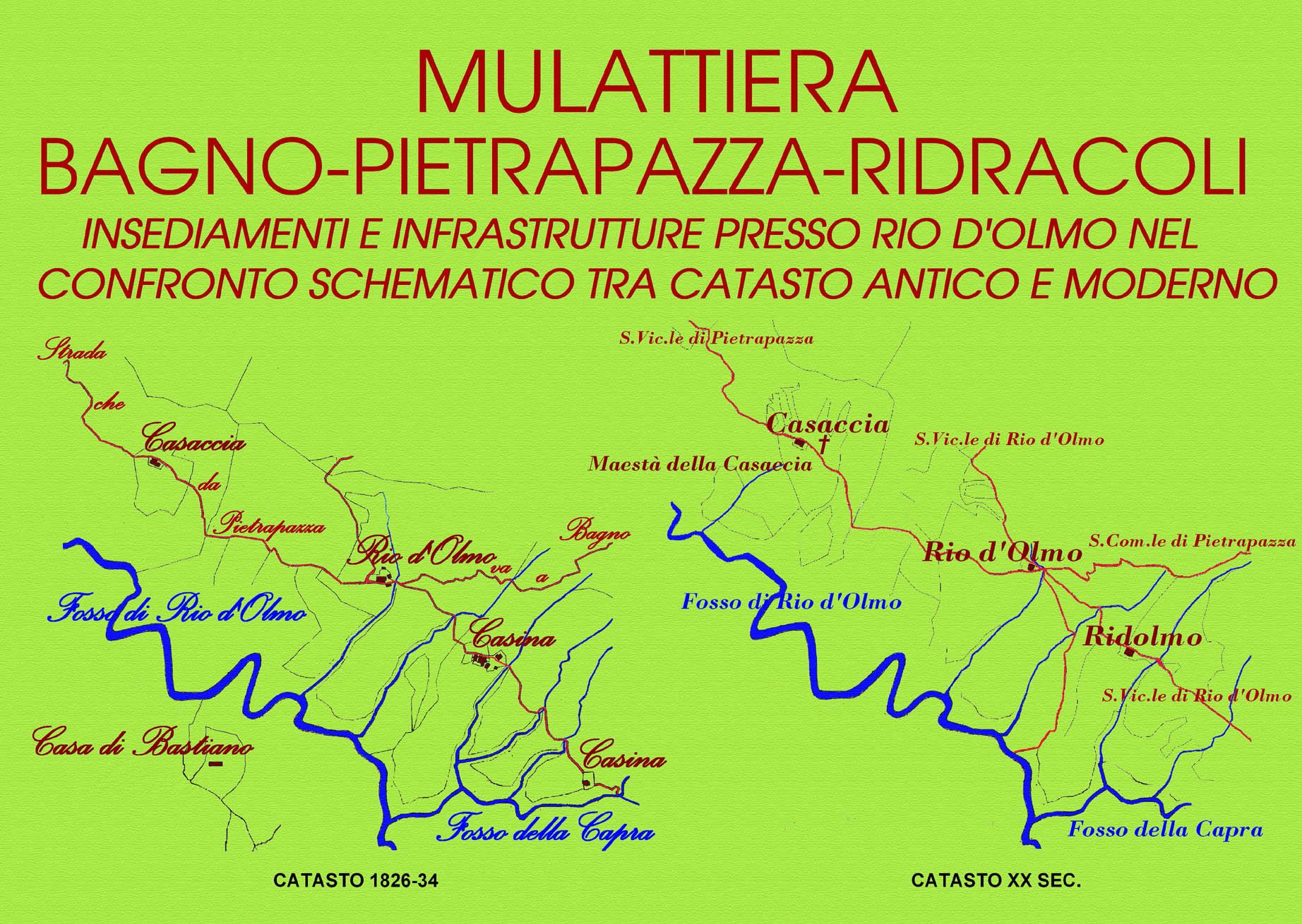 scheda toponimi3473 - Appennino Romagnolo